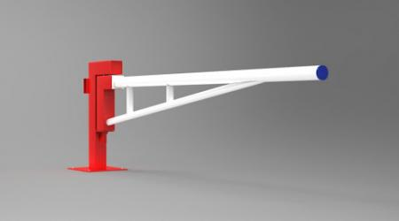 Классификация механических шлагбаумов: какой выбрать