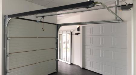 Разновидности автоматических ворот для гаража