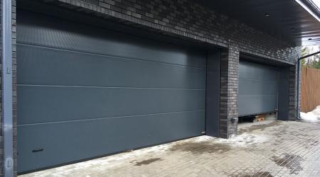 Ворота гаражные промышленные - сделайте правильный выбор